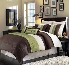 Bedroom Ideas With Blue And Brown Corner Of The Room Wooden Bed Frame Small Master Bedroom Design