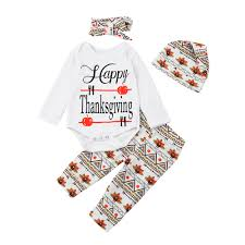 thanksgiving toddler clothes online get cheap newborn thanksgiving aliexpress com