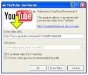 برنامج التحميل من اليوتيوب download youtube downloader