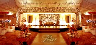 how to plan best wedding reception stage decoration setup in