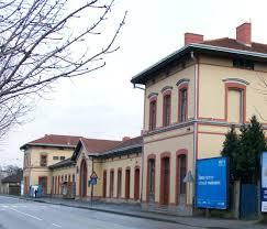 Zagreb Zapadni railway station