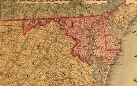 Map Of Pennsylvania And New Jersey by Mason Dixon Line Encyclopedia Of Greater Philadelphia