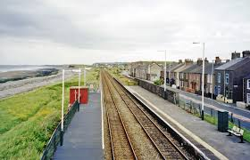 Flimby railway station