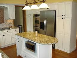 Condo Kitchen Remodel Ideas Kitchen Cabinets White Cabinets Gray Floor Small Kitchen Lighting