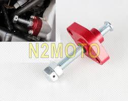 cnc aluminum manual cam chain tensioner for suzuki gsxr 600 750