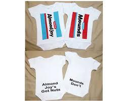 mounds almond joy bodysuits t shirts unique custom design