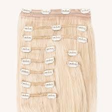 Human Hair Glue In Extensions by Brown Black U0026 Blonde Hair Extensions Full Head Extensions