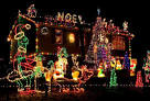 Christmas Lights Home Outdoor Decorating Ideas - Home Design and ...