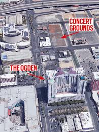 Maps Google Com Las Vegas by Las Vegas Gunman May Have First Planned To Attack Chance The