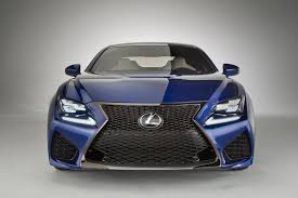 lexus rcf sales numbers why lexus chose the spindle grille autocar