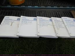 100 ford 450 backhoe service manuals construction compact