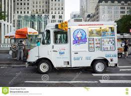 Vintage Ford Ice Cream Truck - ice cream truck stock photos images u0026 pictures 304 images