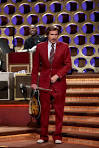 Ron Burgundy Announces ANCHORMAN 2 on Conan « THE FIRE WIRE