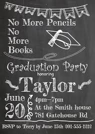 Invitation Cards For Graduation Graduation Party Invitations High Or College Graduation