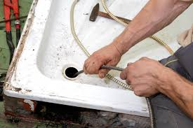 Unclog Bathtub Drain With Snake by Cleaning A Clogged Drain D I Y Or Call A Pro