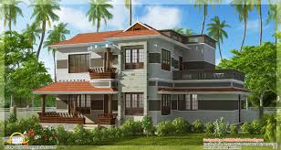 a beautiful variety kerala style home design 2300 sq ft home