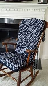 best 25 rocking chair cushions ideas on pinterest painted