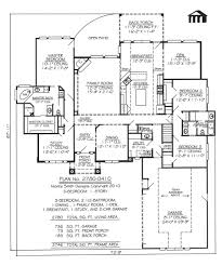 modern house design to narrow lot floor plan from concepthomecom