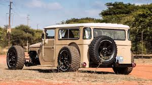lexus hoverboard philippines price this custom toyota fj40 land cruiser rod redefines awesome