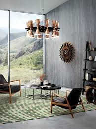 30 modern dining rooms with magnificent chandeliers