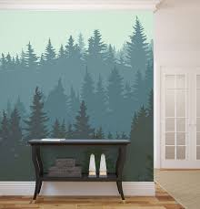 Wolf Mural by Wall Murals Ideas With Several Revealed Themes For Winter