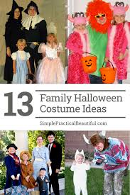 Halloween Costumes For Families by Family Costumes For Halloween Simple Practical Beautiful