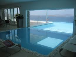 modern swimming pool in house 35 contemporary pool houses oghhk