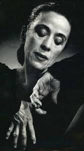 Reflection for today...Creative Expression- Martha Graham