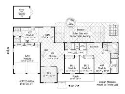 Home Design Free Plans by Interesting 20 Green Home Plans Designs Inspiration Design Of