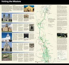 San Antonio Texas Map San Antonio Missions Maps Npmaps Com Just Free Maps Period