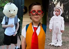 Giant Baby Halloween Costume 23 Book Inspired Halloween Costumes Kids Parents Brightly