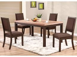 Five Piece Dining Room Sets Winners Only Venice 5 Piece Dining Set With Cushioned Side Chairs