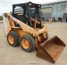 1996 mustang 2040 skid steer item j3867 sold july 15 ve