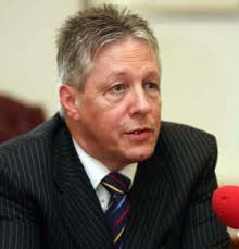 ... well-intentioned believers who wrote told him his cancer was judgment from God. 5. The First Minister takes on faith schools. In October, Peter Robinson ... - PeterRobinson