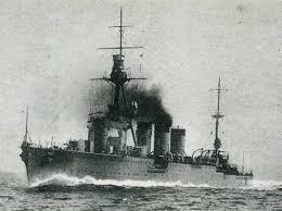 Japanese cruiser Yura