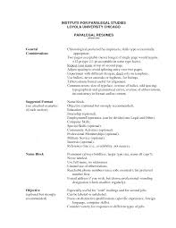 Legal Resume Sample by Extraordinary Paralegal Resume Objective 2 Template Legal