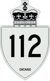 Ontario Highway 112