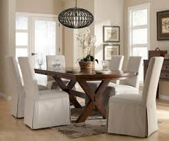 Pattern For Dining Room Chair Covers by Pottery Barn Dining Room Chair Slipcovers Alliancemv Com
