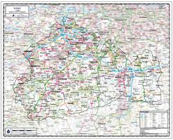 World Map Pinboard by Greater London County Wall Map Paper Laminated Or Mounted On
