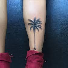 tatouage palmier 41 dessins pour un joli tattoo