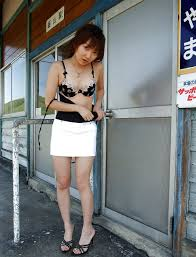 public Japanese nude|The thrill of being nude outdoors and having her perfect a-cup breasts  massaged in public was almost too exciting for this Japanese cutie to  handle.
