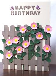 punch card craft ideas free punching flowers ideas idea