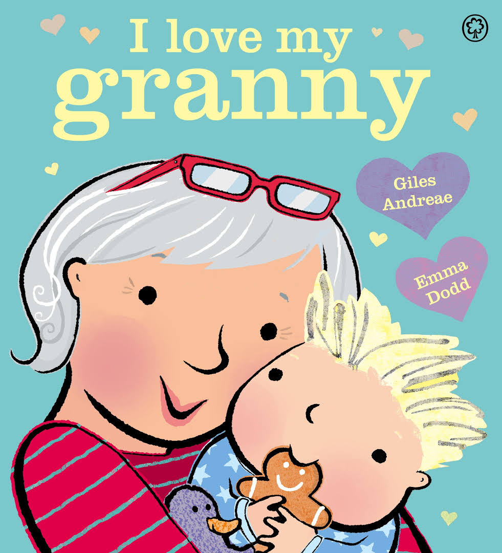 Image result for i love my granny book
