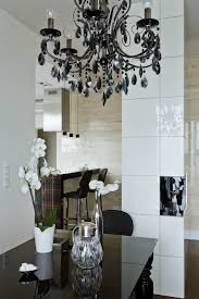 elegant black crystal chandelier u2014 best home decor ideas
