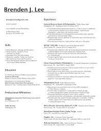 Best Resume Qualifications by Skills For Resumes Examples Of Resumes Very Good Resume Social