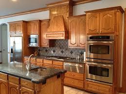 kitchen calm backsplash tile color closed hoods kitchen cabinets