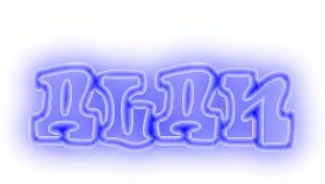 Nombres en Graffitis