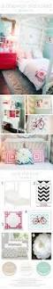 Girls Bedroom Gabriella A Chevron Stenciled Girls Bedroom Stencil Stories