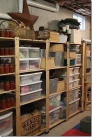 Build Wooden Shelf Unit by 21 Things You Can Build With 2x4s Diy Storage Shelves Basement