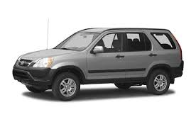 2004 honda cr v new car test drive